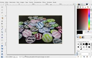 Optimizar imágenes con Gimp