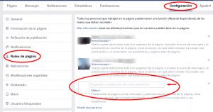 Cómo agregar administrador en Facebook