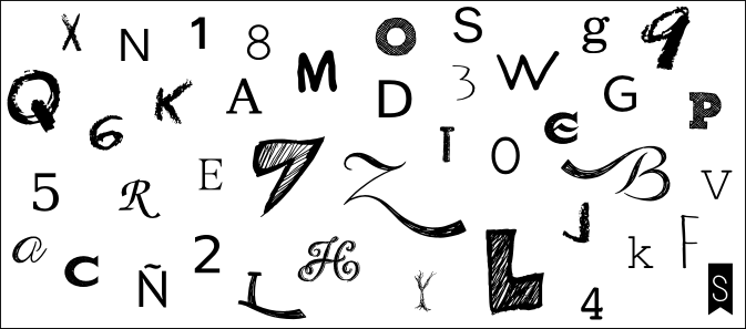 Imagen tipografía